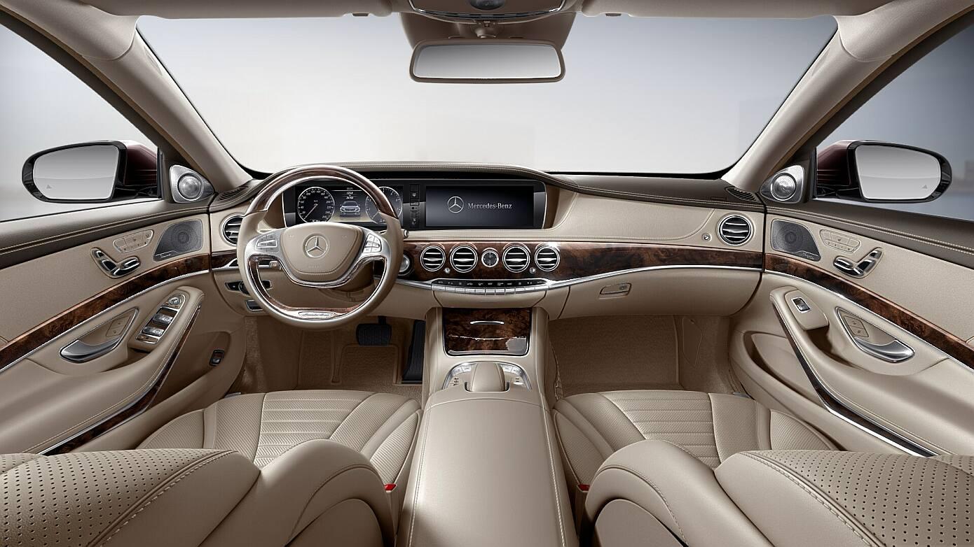 Wunderland bei nacht das beste auto der welt und ad quate for Mercedes s interieur