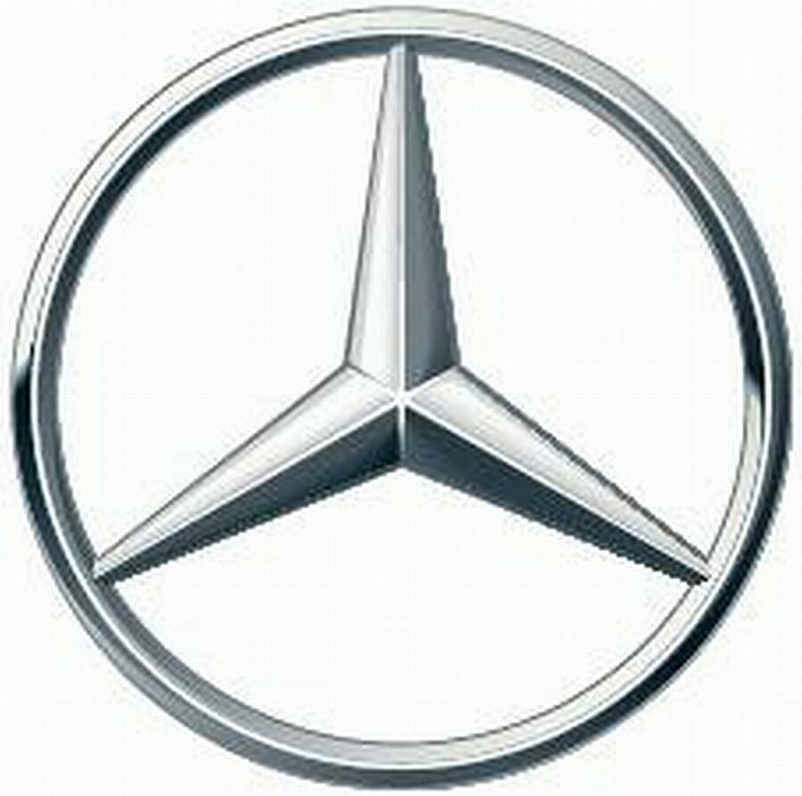 Mercedes Benz Front Grill Star